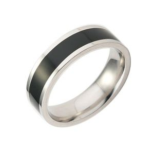 Women Men's Stainless Steel  Wedding Band Ring New